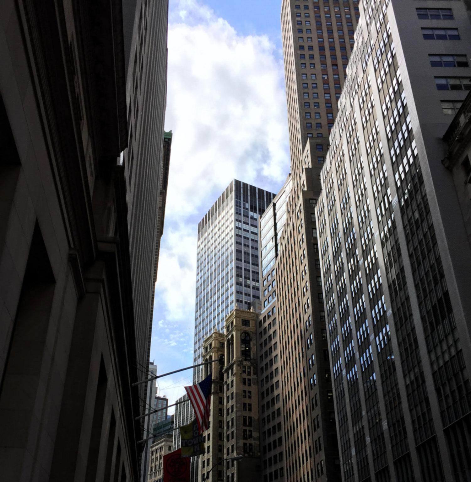 Broadway NYC 2015